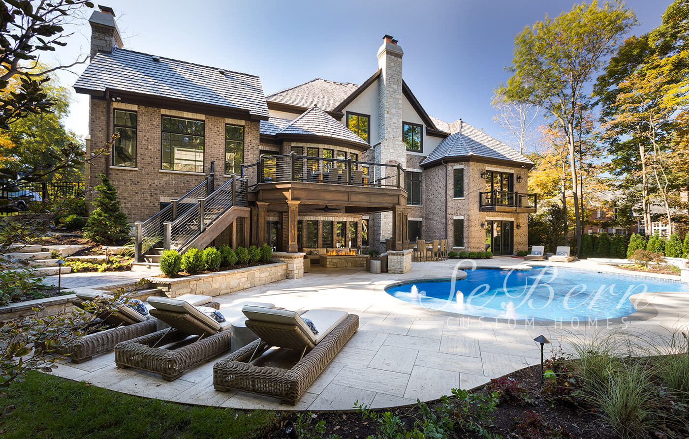 Fox Glen Sebern Exterior-In-ground Pool